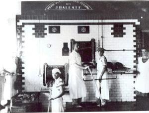 pekárna Ballaty